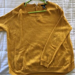Mustard Sweater ⚡️LAST CALL FINAL PRICE⚡️